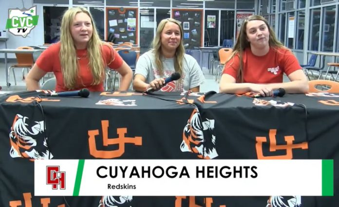 Cuyahoga Heights Volleyball