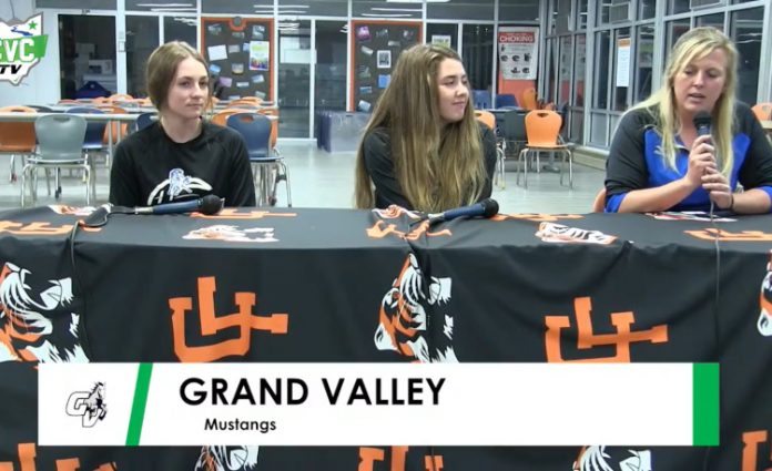 Grand Valley Volleyball