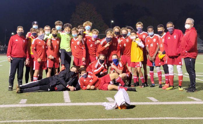 Lutheran West Boys Soccer