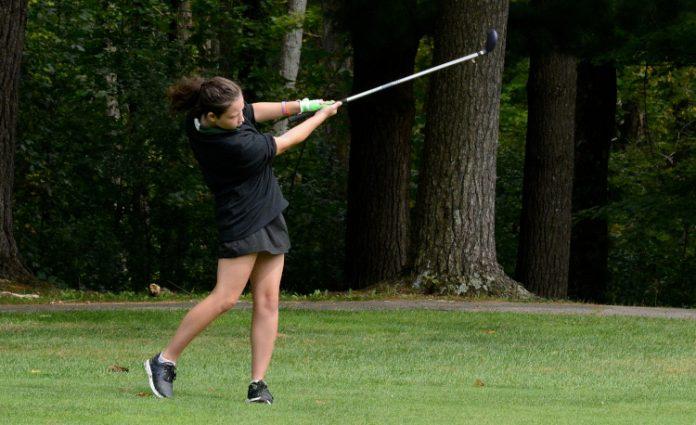 Lakeside Girls Golf