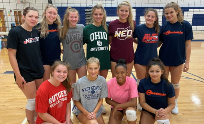 West Geauga Volleyball