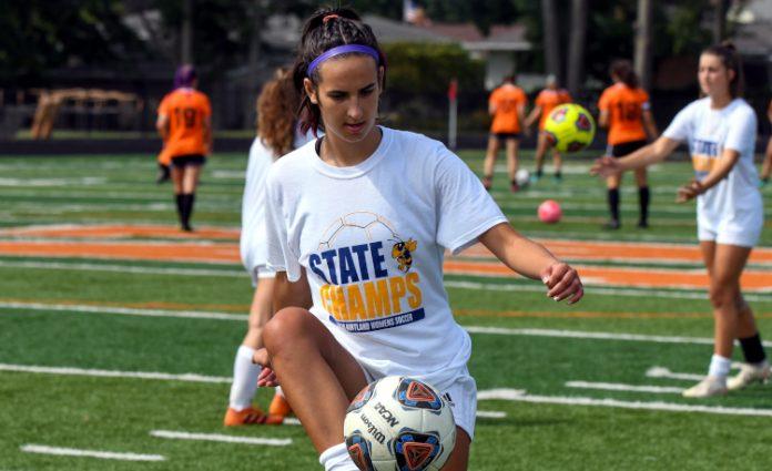 Kirtland Girls Soccer