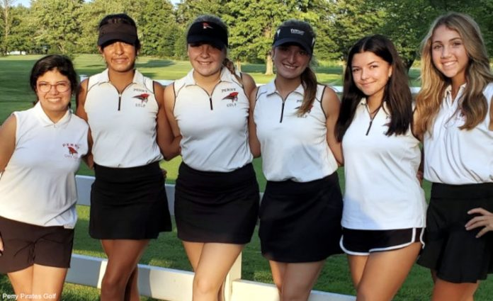 Perry Girls Golf