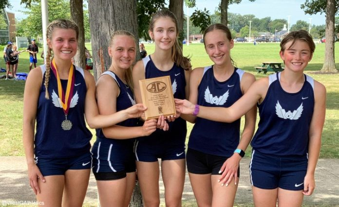 West Geauga Cross Country