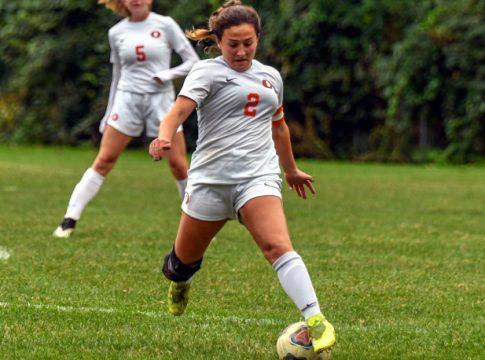 Orange Girls Soccer